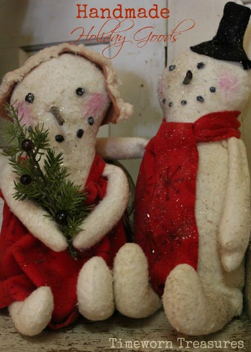 Handmade Holiday Goods