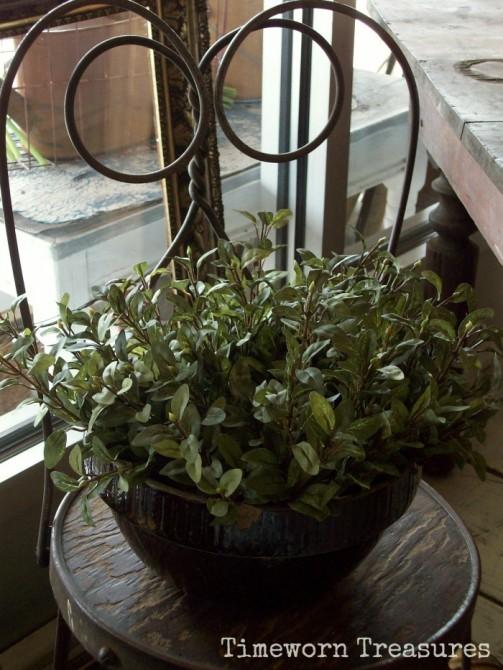 Lifelike herbs