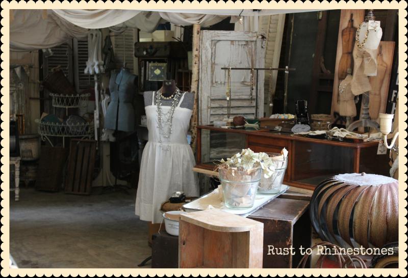 Rust to Rhinestones Vintage Outdoor Market