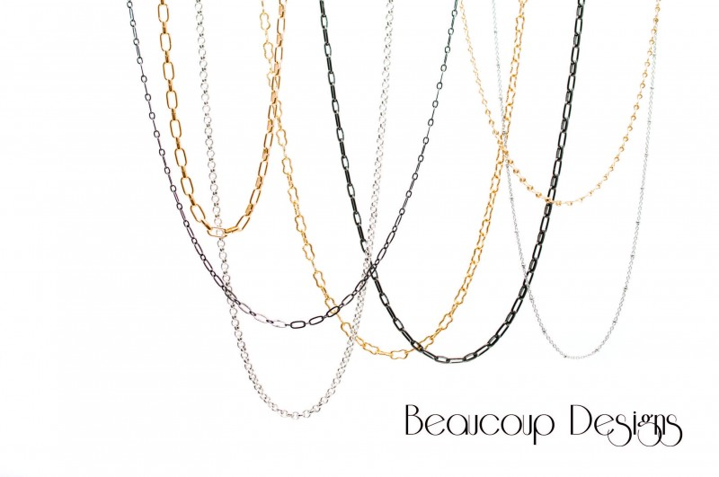 Beaucoup Designs Necklaces