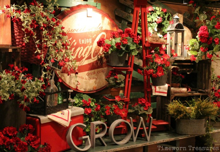 Grow display