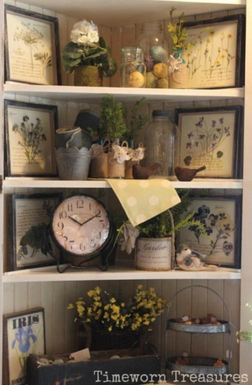Spring cupboard