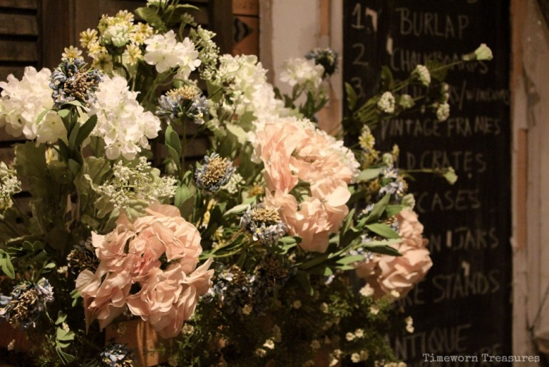Wildflowers - perfect for a vintage wedding