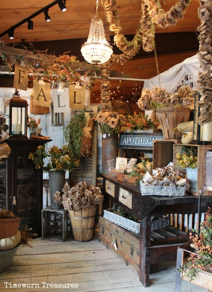 Fall now arriving - Garden decor stores ...