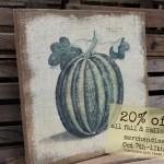 20% Off Fall & Halloween Sale