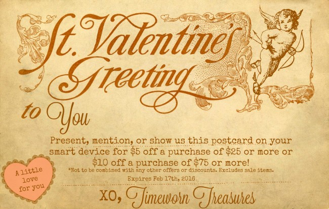 A Valentine {Coupon} For You!