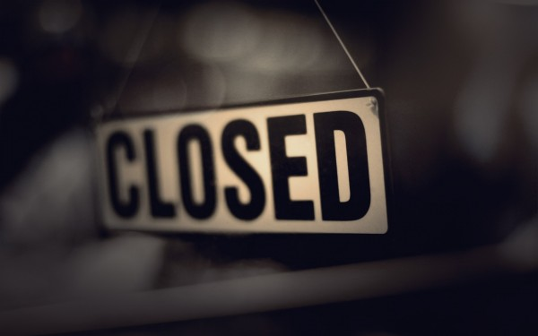 Still Closed Due To Snow